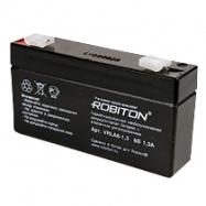 Аккумуляторы Robiton VRLA6-1.3