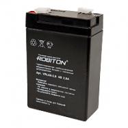 Аккумуляторы Robiton VRLA6-2.8