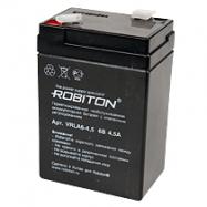 Аккумуляторы Robiton VRLA6-4.5