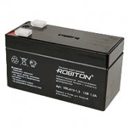 Аккумуляторы Robiton VRLA12-1.3